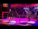 The Voice Australia_ Paula vs Karise - Back to Black