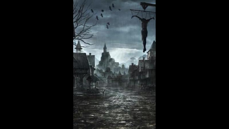 H.P Lovecraft - Die Stadt ohne Namen (wen meint er nur)