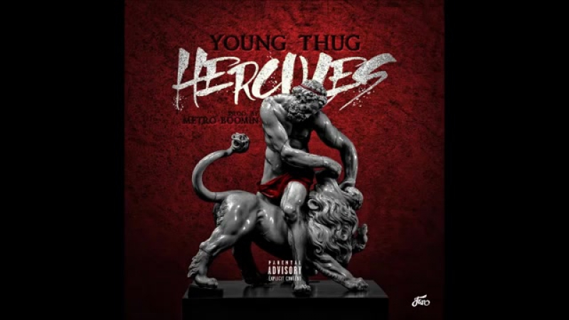 Young thug - Hercules (instrumental)