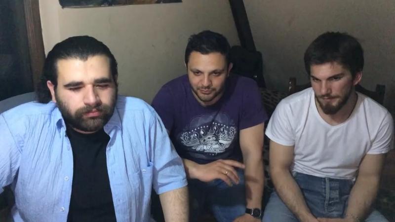 Alex Samxaradze Beqa Yifiani Zurab Mdzinarashvili