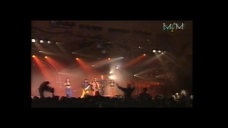 Masterboy - Anybody (Live @ DanceFloor 96 In France)