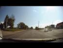 Авария с мотоциклистом в Полазне.