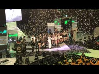 21.12.17 [Пхёнчхан G-50] Oh My Girl, JBJ, BAP, Sonamoo, Сон Сынён, Пак Хёнбин, Seven, Ким Химкук - Butterfly