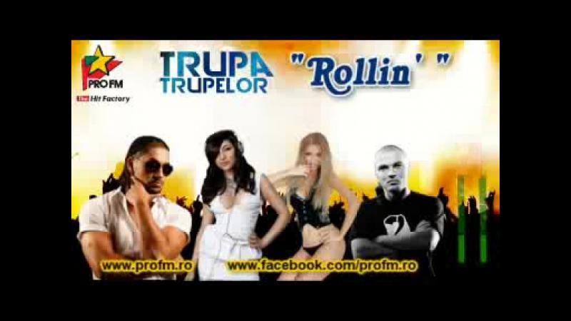 Andreea Balan Andra Connect-R Puya - Rollin' (Trupa trupelor PRO FM)