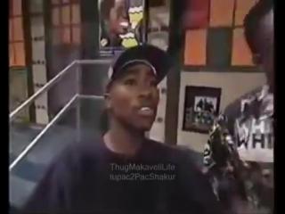 2Pac — Yo! MTV Raps (Rare Footage)