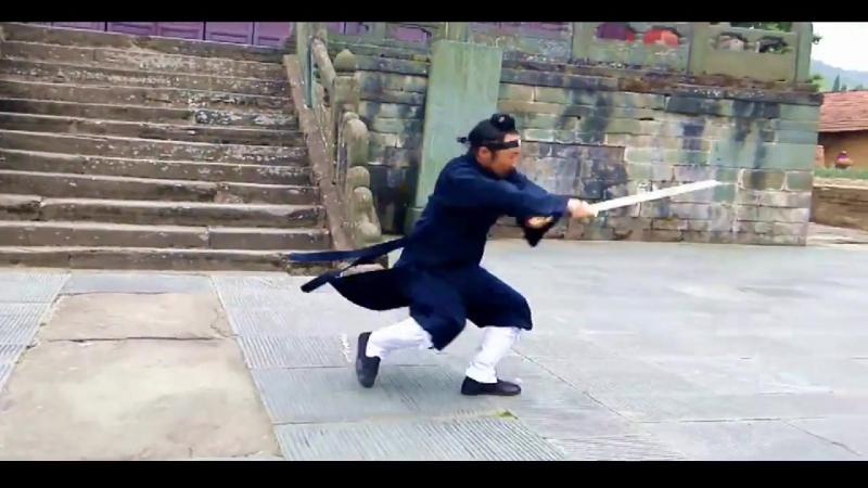 Wu Dang dan Dao Fei Long 3 Swords 武当丹道飞龙三剑 Xu Wei Han