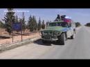 ТУРЦИЯ ОБСТРЕЛЯЛА РУССКИХ ВОЕННЫХ В СИРИИ ¦ бои 2017 сирия новости война манбидж курды армия россии