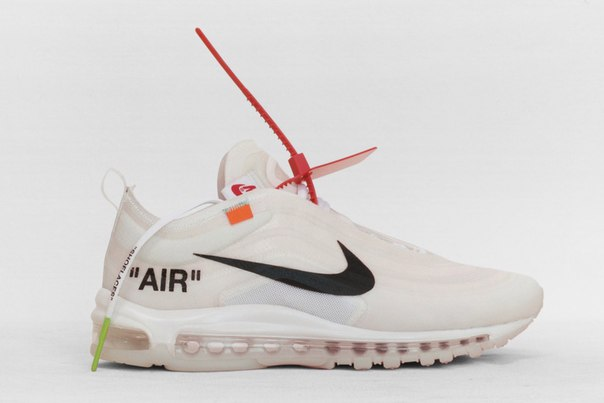 Here's All 10 Off-White™ x Nike Sneakers