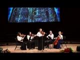 И.С. Бах. Концерт для скрипки ля минор, 1 часть
