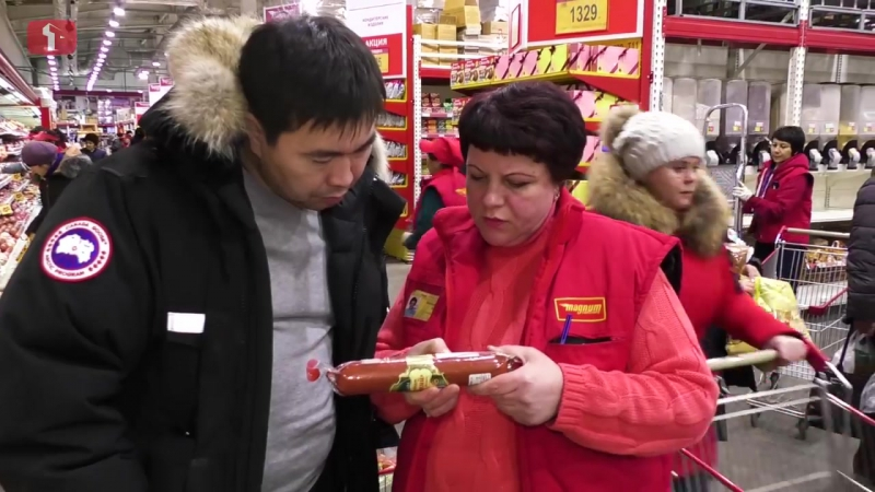 [ТАНИРБЕРГЕН] Новый кипиш в Магнуме часть 2 это Астана Казахстан Рейд Просрочка