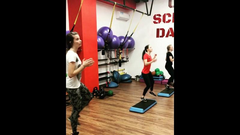 Xtreme Hip-Hop в Old School Gym