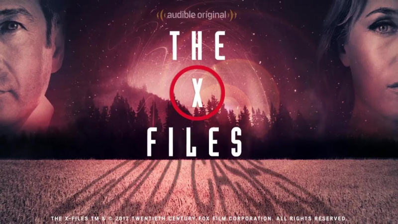 The X-Files_ Cold Cases Official Teaser _ Audible