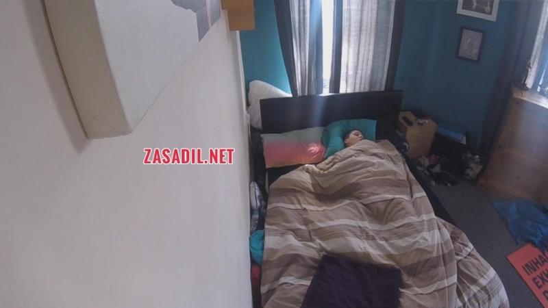 Утренняя мастурбация девки на скрытую камеру - zasadil net