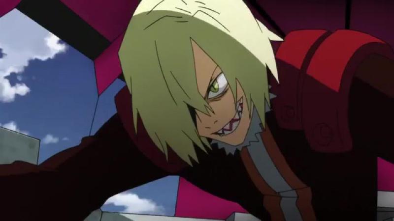 [Anime365] Рождение Гуррен-Лагана (момент из аниме Tengen Toppa Gurren Lagann)