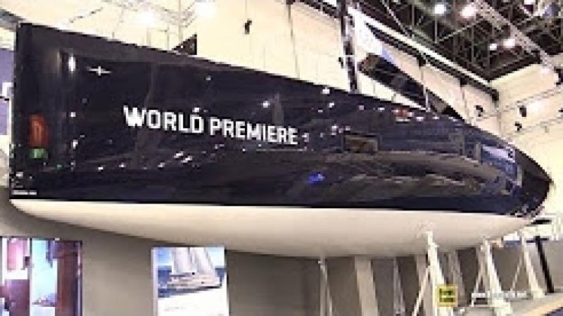 2018 Bavaria C65 Sailing Yacht - Walkaround - Debut 2018 Boot Dusseldorf Boat Show