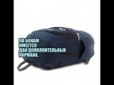 Рюкзак FA 2753-02 dark blue