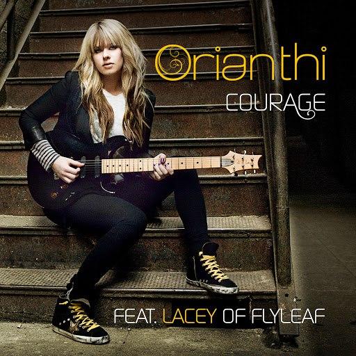 Orianthi альбом Courage