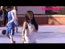 Madison Beer (Plays In The Chacha The Wave Vs. Jamie Foxx Celebrity Basketball Game)