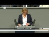 Beatrix von Storch AFD- Der ISLAM ist der ELEFANT im Raum! Ungarn zeigt wie es geht!