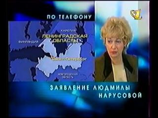 Новости (ОРТ, 22.02.2000) Вечерний выпуск