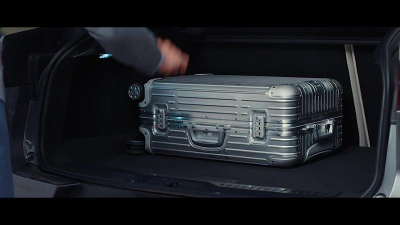 Jaguar I-PACE - Багажное отделение