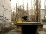 Воронеж паркур-команда Uтро, 2006-2007 год