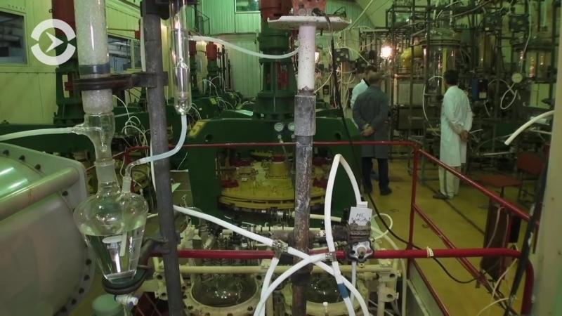 Ловцы нейтрино. Фильм о Баксанской нейтринной обсерватории.