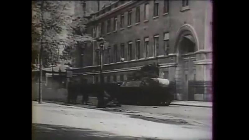11. Освобождая Европу 1 - Стратегия победы (1984) - ставка Волчье логово, бункер Адольфа Гитлера