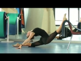 Rhythmic Gymnastics Training - Heart of Courage