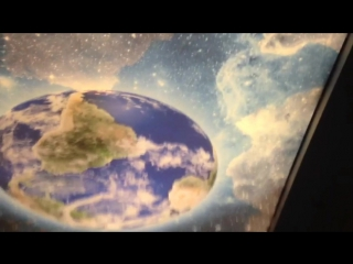 Натяжной потолок звездное небо от ГК Краски