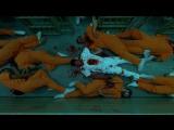 Каратель против толпы зеков - Сорвиголова [ Daredevil сериал 2 сезон 9 серия Marvel супергерои драка в тюрьме ]