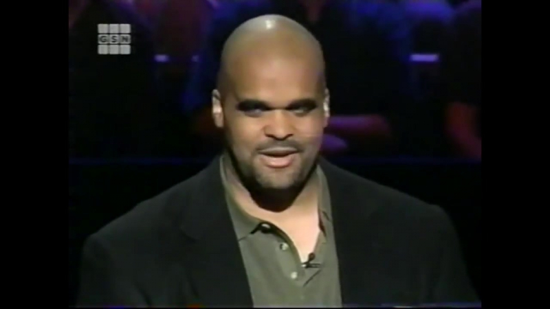 Who Wants to Be a Millionaire (USA) (18.10.2001)