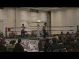 GENTARO vs. Takeshi Okada (FREEDOMS)