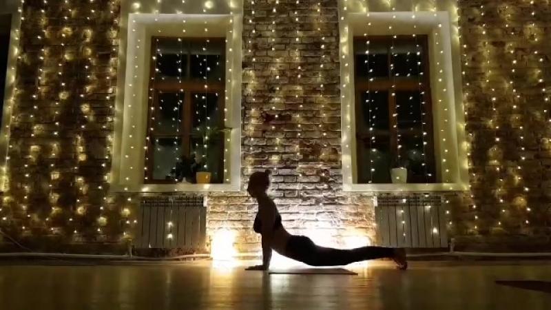 Наталья Коновалова Shanti yoga studio Kazan