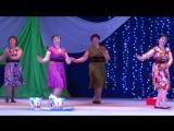 Татарский шуточный танец. Видео Хайбуллина Василия