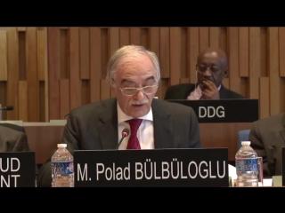 Полад Бюльбюль-оглы опозорился во время рассмотрения кандидатур на пост гендиректора ЮНЕСКО