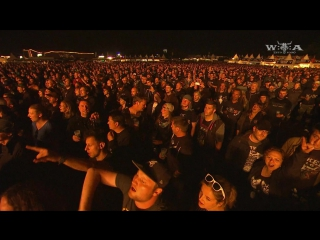 Blind Guardian - The Bards Song Valhalla - Live at Wacken Open Air 2016