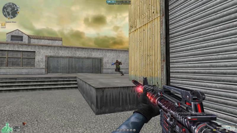 Crossfire ARXgaming 3