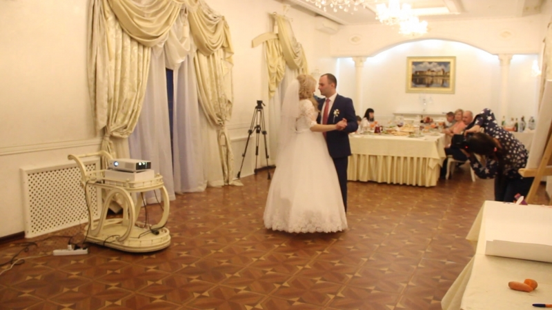 Свадьба Виталия и Юлии 17 февраля 2018 Живой вокал от праздничного агентства 7 Событий Ирина Коган