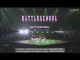 T-SQUAD HIP HAP SERIES  BATTLE SCHOOL VIDEO BY MEGOGO.LIVE