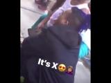 XXXTentacion встретился с маленьким фанатом.