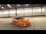 Toyota Supra 2JZ GTE