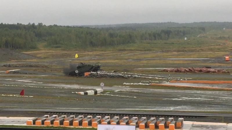 Танковый биатлон 9.09.17