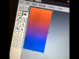 Вы знали, что Paint может делать градиенты?