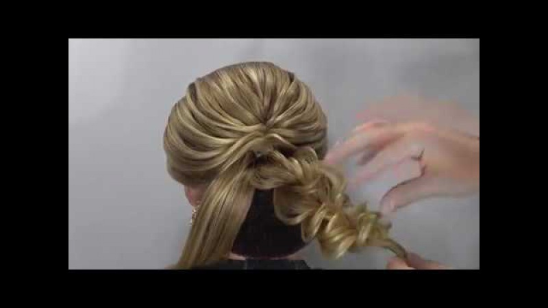 Easy and fast hairstyle by Farrukh Shamuratov