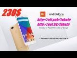 Xiaomi Mi A1, 2 камеры по 12 Мп, Ударопрочный, 5,5-дюймов, 4 ГБ ОЗУ, 64 ГБ HD, 2017