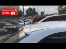 Спойлер на стекло Мазда 6 GG. Спойлер на заднее стекло Mazda 6 GG козырек. AOM Tuning.