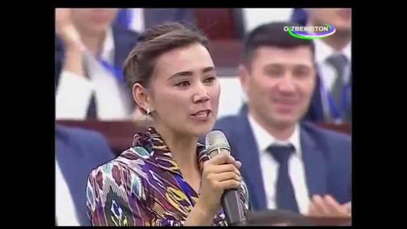 Shavkat Mirziyoyev IV Qurultoy chiqishlari va 30 iyun Yoshlar kuni, Yoshlar ittifoqi