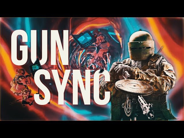 Rainbow Six Siege - Gun Sync | Shooting Stars (Lord Tachanka Edition)
