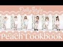 Lookbook: Dolly Style in Peach